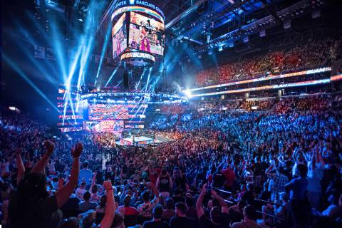 SummerSlam 2018 at Barclay's Center in Brooklyn, N.Y. This year's event will be at Allegiant St ...