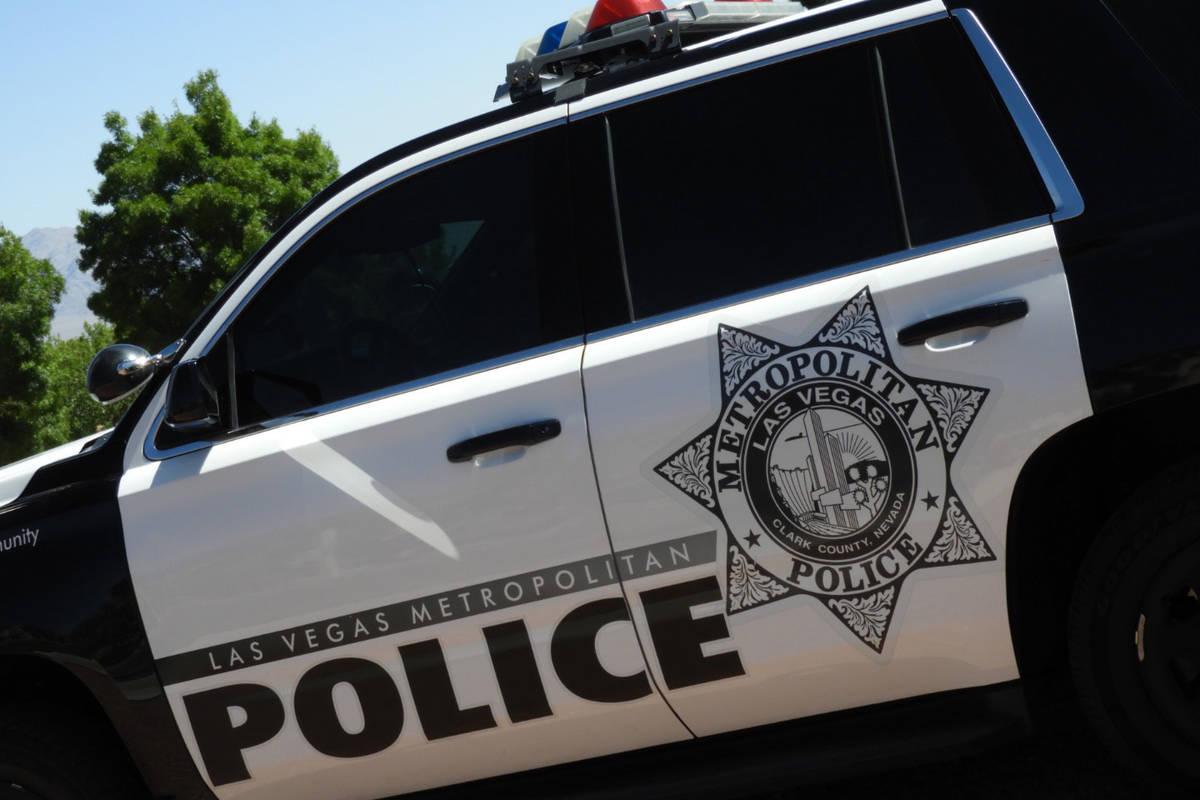 Metropolitan Police Department (Las Vegas Review-Journal)