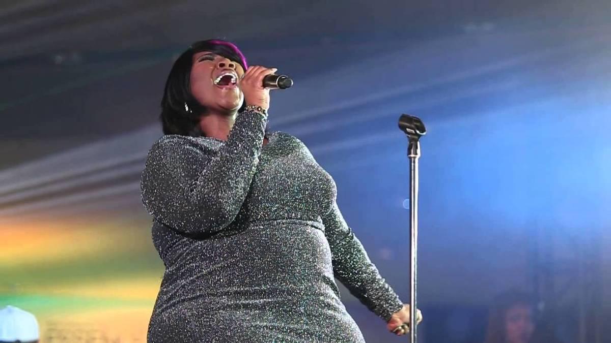 """Veteran vocalist Kelly Price is in the lineup of singers in """"Love Muzik: The Las Vegas Reside ..."""