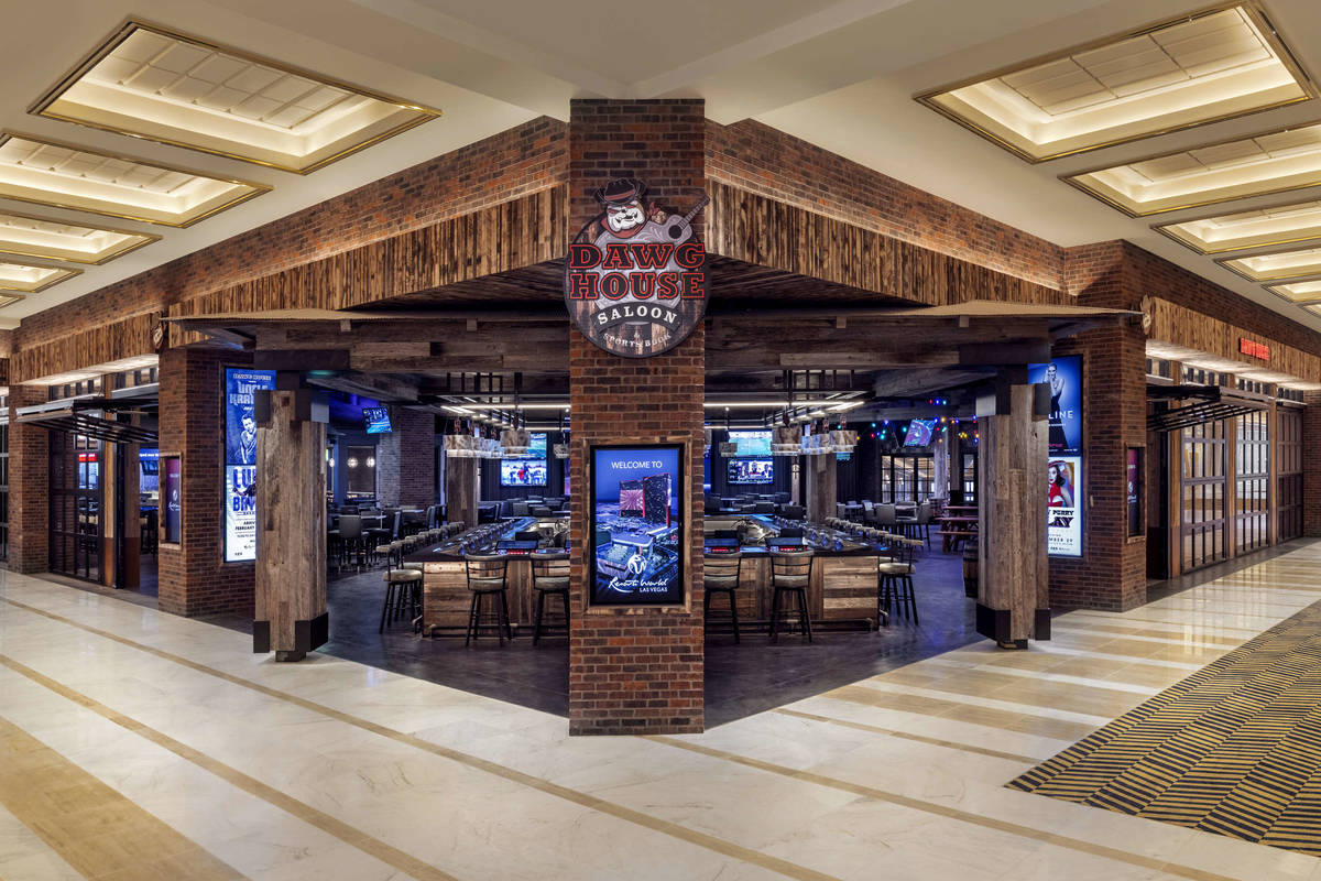 Resorts World Las Vegas Dawg House Exterior (Resorts World Las Vegas)