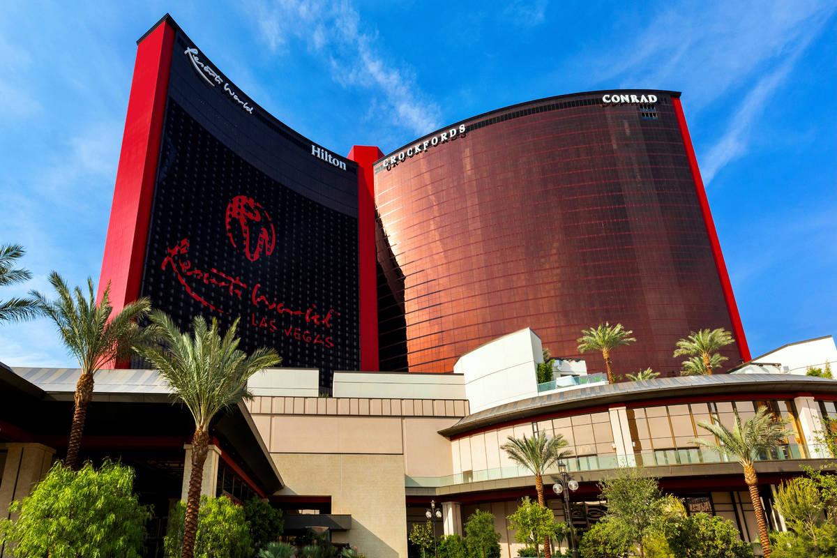 Resorts World Las Vegas Exterior. (Resorts World Las Vegas)