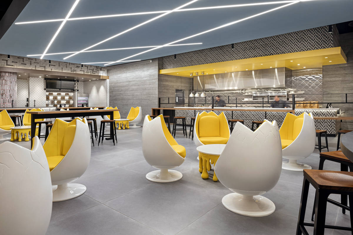 Resorts World restaurant group chosen for variety, convenience