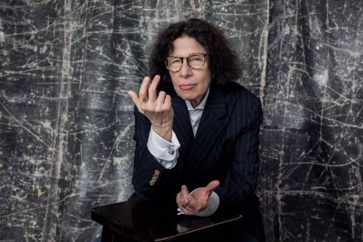 Fran Lebowitz (photo credit Cybele Malinowski-Sydney Opera House)
