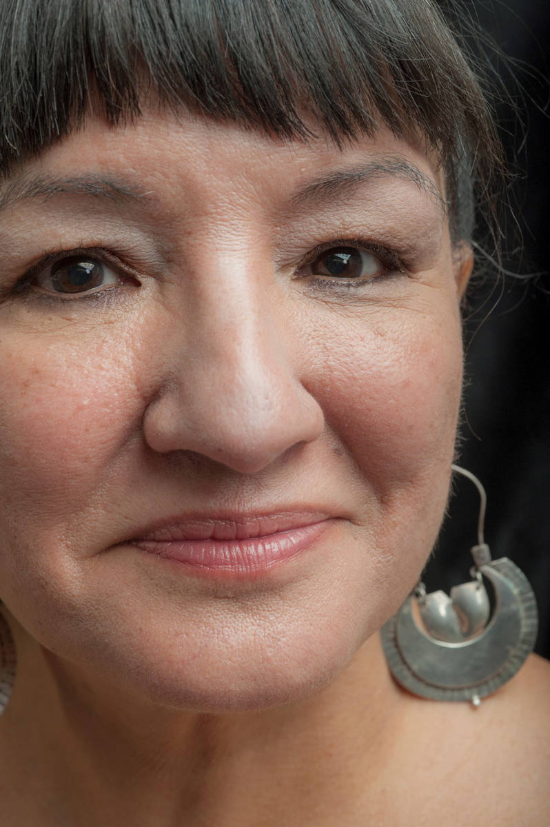 Sandra Cisneros Headshot 1 - credit Keith Dannemiller