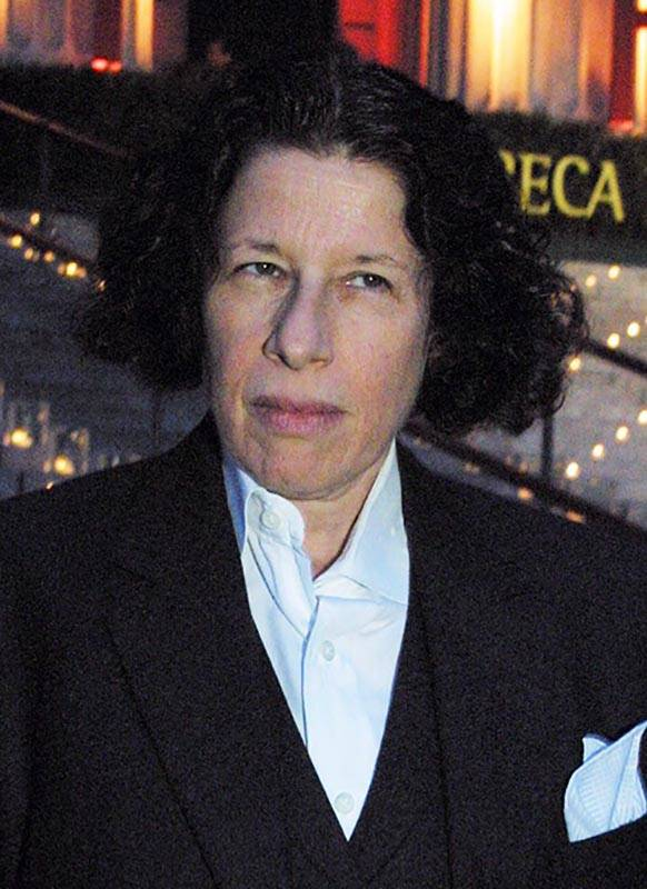 Author Fran Lebowitz arrives for a party to celebrate the launch of the second annual Tribeca F ...
