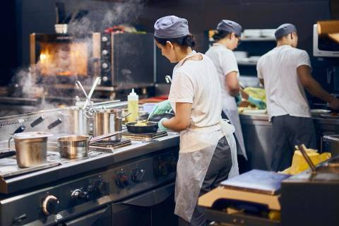 According to Fundera, historically, about half of all restaurants fail within the first five ye ...