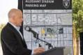 Raiders unveil parking and transportation plan for Allegiant Stadium