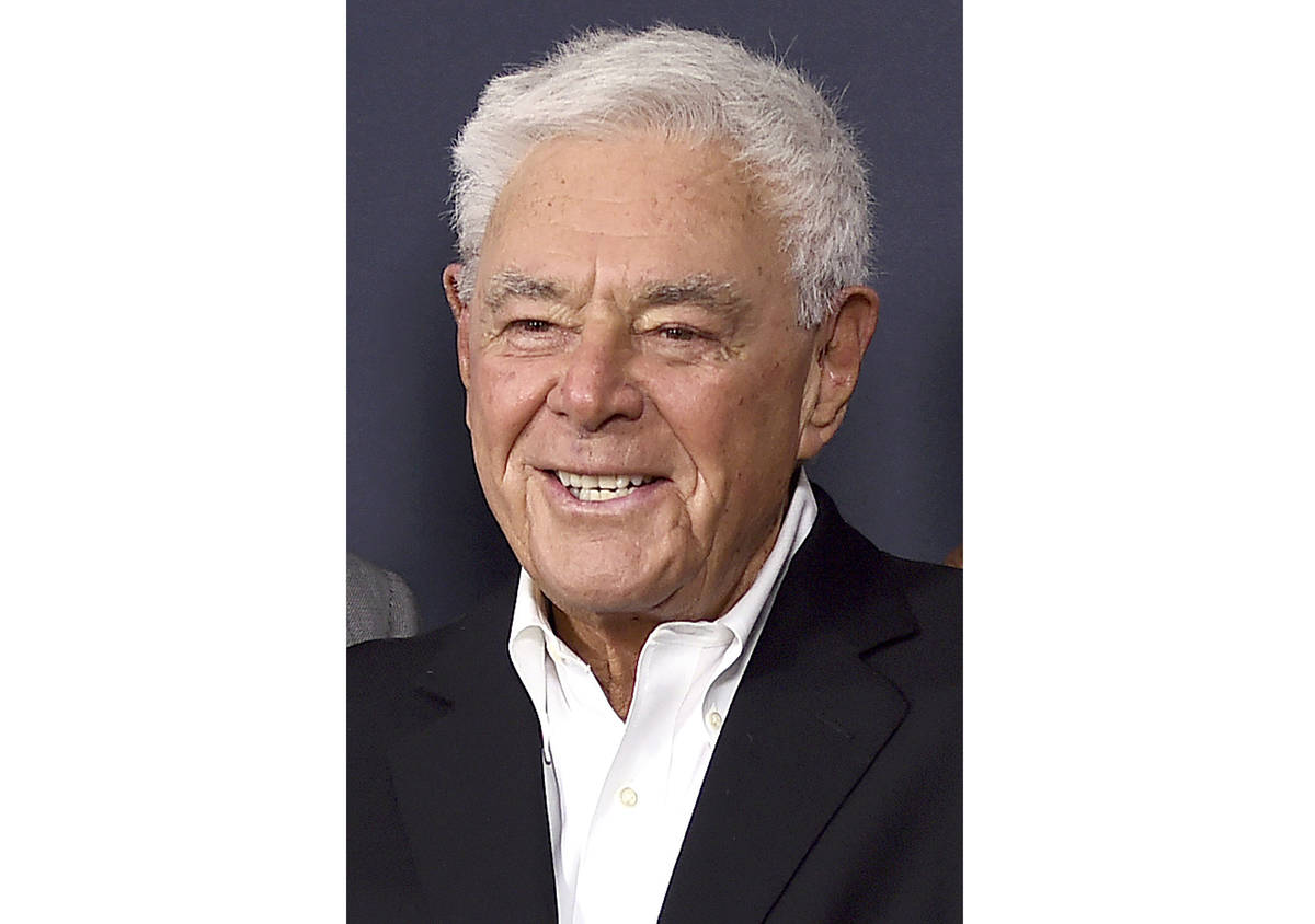 FILE - Richard Donner arrives at a tribute event in his honor on June 7, 2017, in Beverly Hills ...