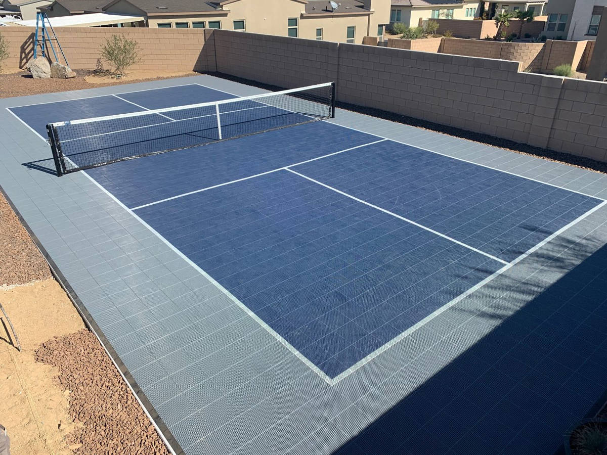 Both pickleball and tennis are enjoyable sports for anyone who's interested in all-around fit ...