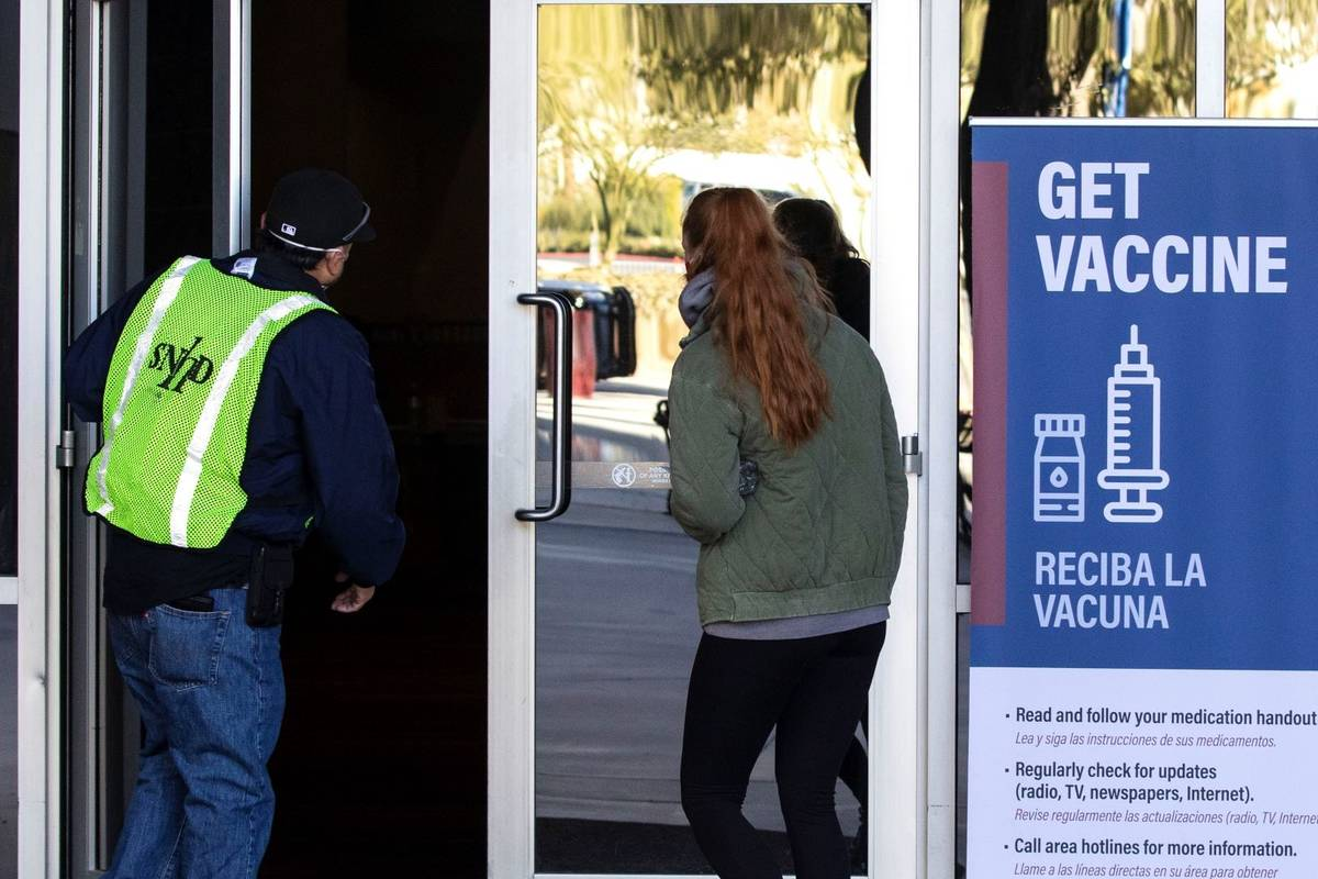 First FEMA 'surge team' coming to Nevada to boost vaccinations