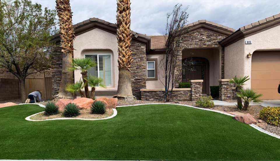 Artificial turf requires no water and is completely resistant to drought conditions. Turf will ...