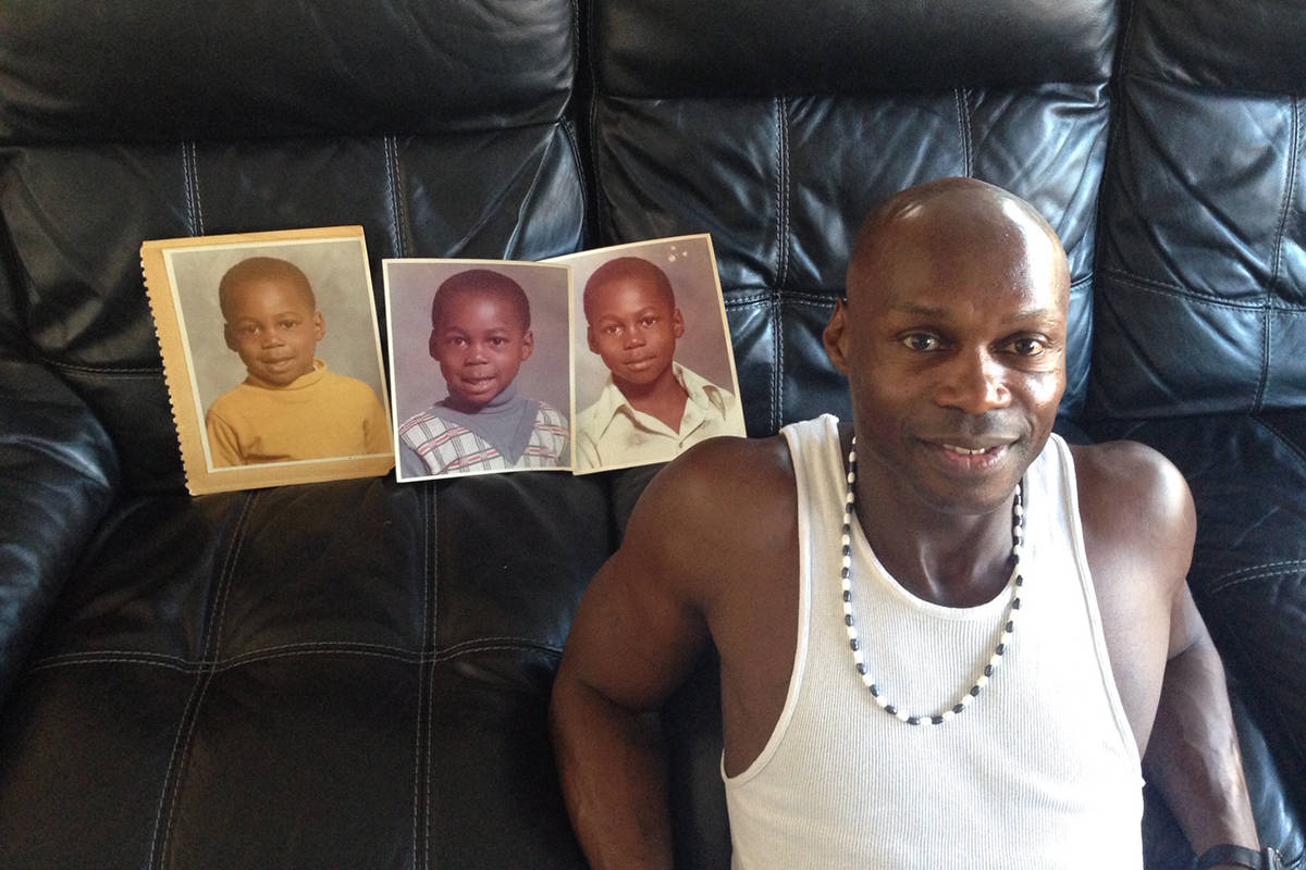"""Byron Williams, shown in an undated photo, died Sept. 5, 2019, after repeatedly saying """"I can ..."""