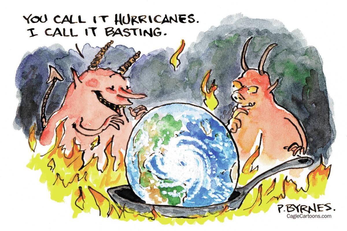 Pat Byrnes PoliticalCartoons.com
