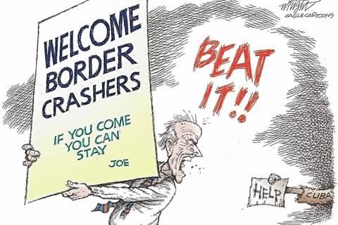 (Dick Wright PoliticalCartoons.com)
