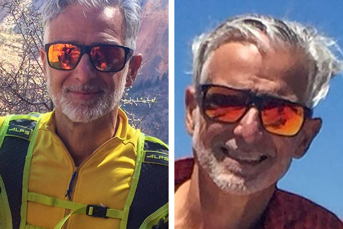 Fred Zalokar of Reno has gone missing while hiking in Yosemite. (National Park Service)