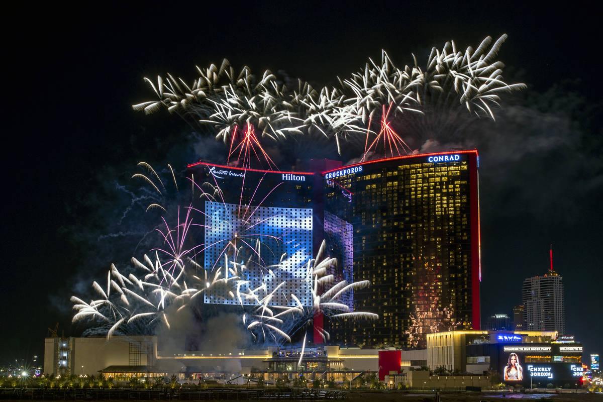 Las Vegas makes Time's list of top travel destinations
