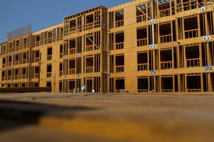 reviewjournal.com - McKenna Ross - Construction supply chain shortages hurting nonprofit homebuilders
