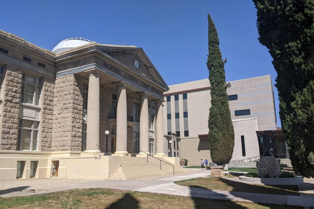 Mohave County Kingman Superior Court (Dave Hawkins)