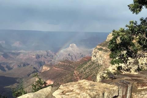 Grand Canyon National Park in Arizona. (Hali Bernstein Saylor/Boulder City Review)