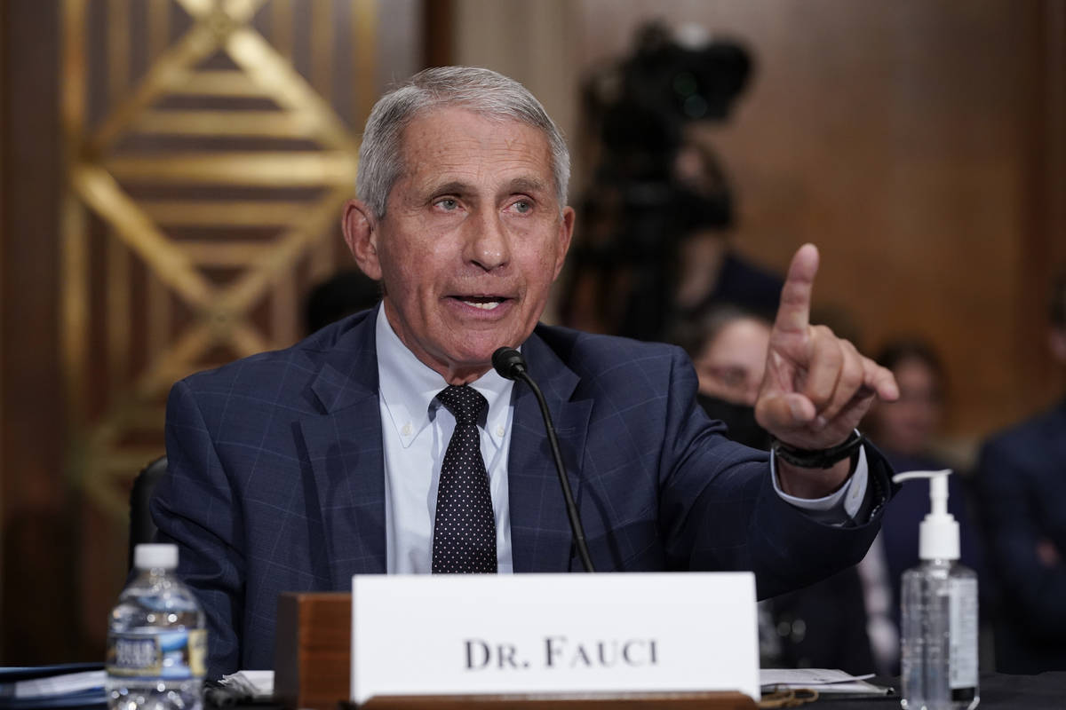 'Very frustrated' Fauci: US headed wrong direction on virus