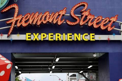 Fremont Street Experience (K.M. Cannon/Las Vegas Review-Journal) @KMCannonPhoto
