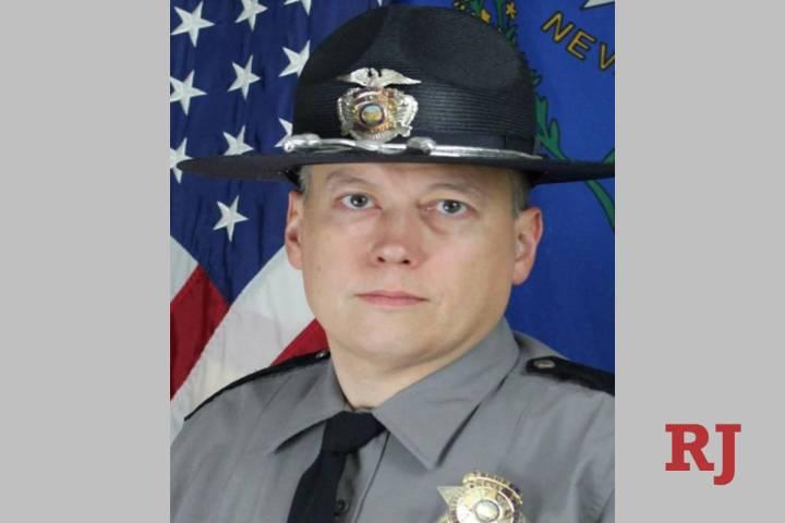 Trooper Micah May (Nevada Highway Patrol)