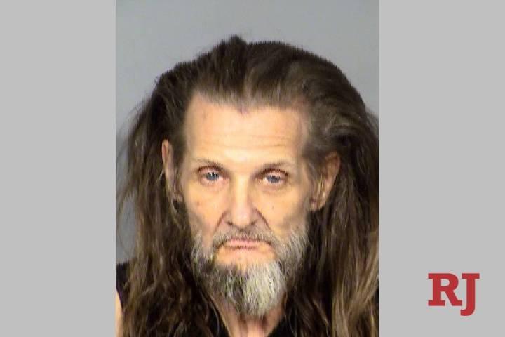 Douglas Claiborne, 60 (Las Vegas Metropolitan Police Department)