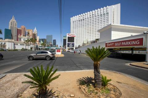 Rhode Island-based Bally's Corp. is buying the Tropicana in Las Vegas from Gaming and Leisure P ...