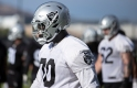 Raiders' first-round pick making all the right moves in camp