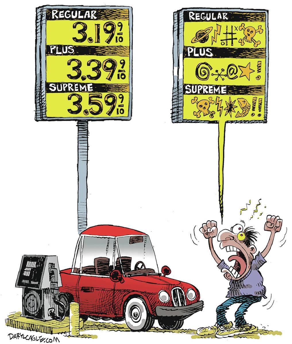 Daryl Cagle CagleCartoons.com