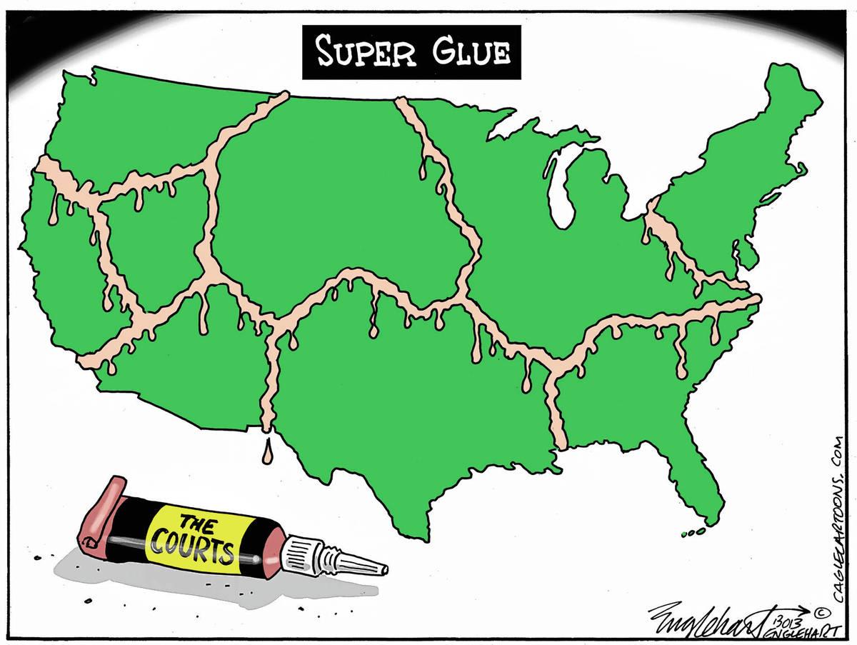 (Bob Englehart/PoliticalCartoons.com)