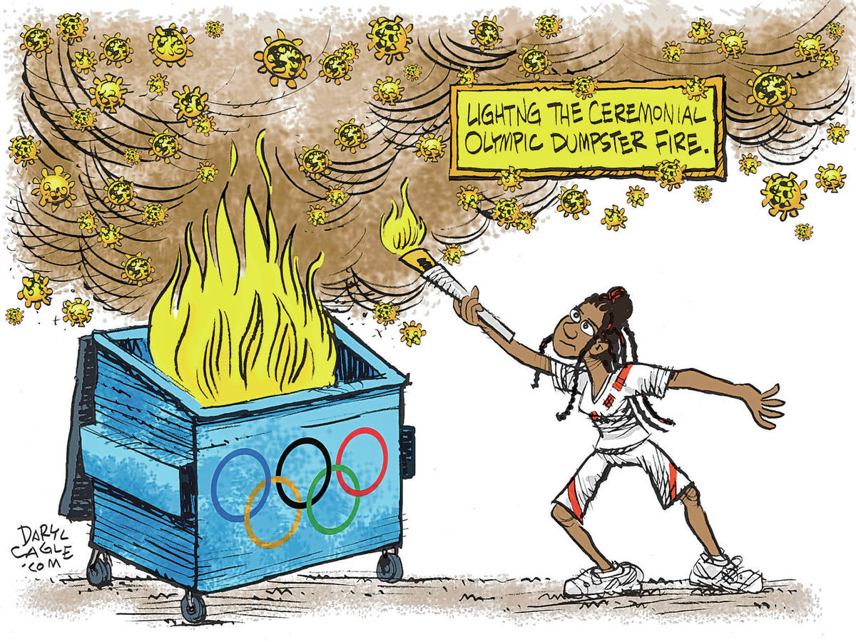 (Daryl Cagle/CagleCartoons.com )