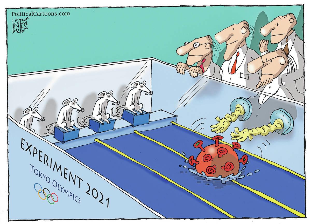(Nikola Listes/PoliticalCartoons.com)