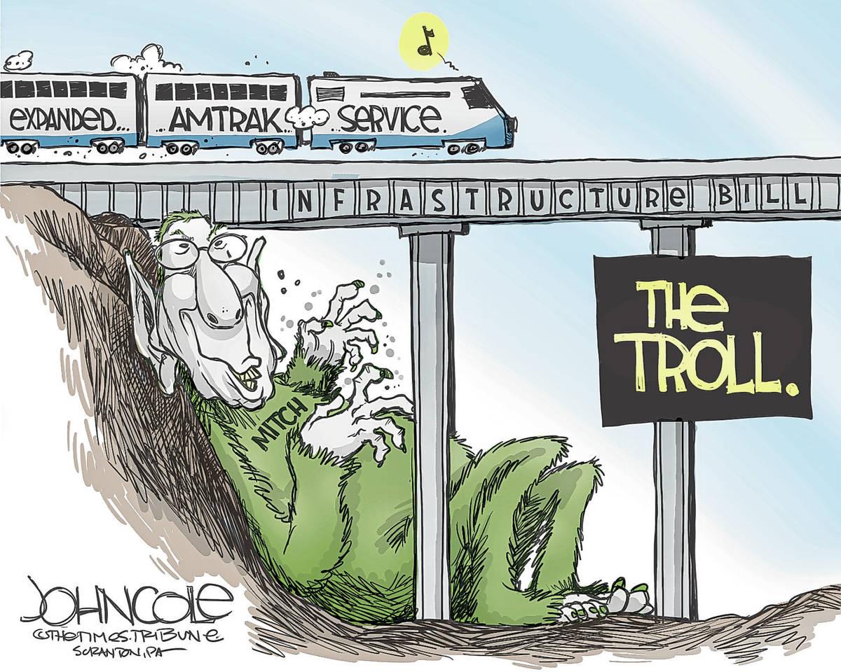John Cole The Scranton Times-Tribune