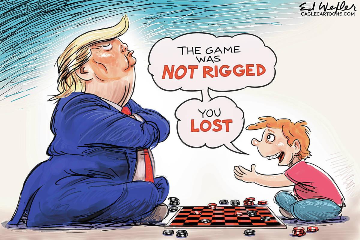 Ed Wexler CagleCartoons.com