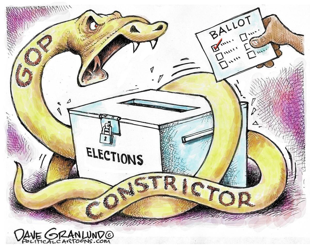 Dave Granlund PoliticalCartoons.com