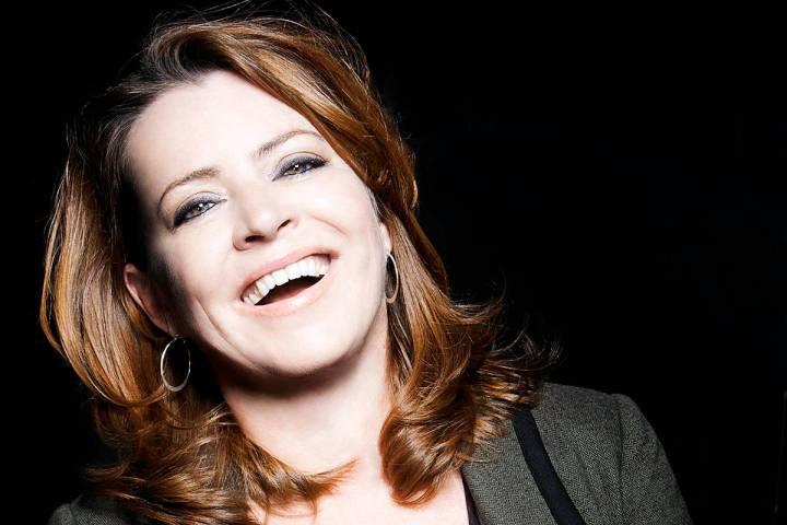 Veteran Vegas headliners Kathleen Madigan headlines Encore Theater at Wynn Las Vegas on Friday, ...