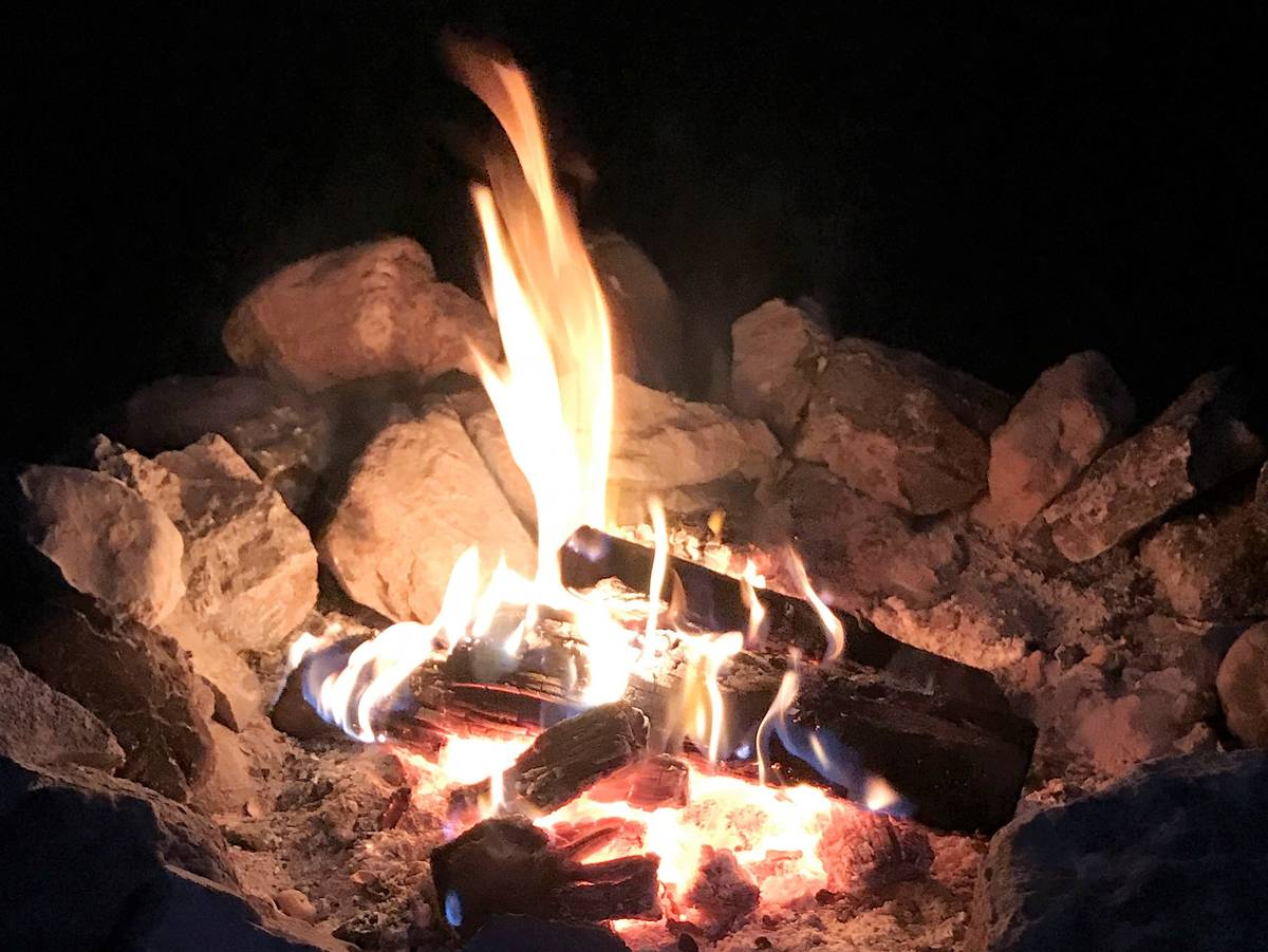 Campfire tradition in hunting camps in jeopardy this fall