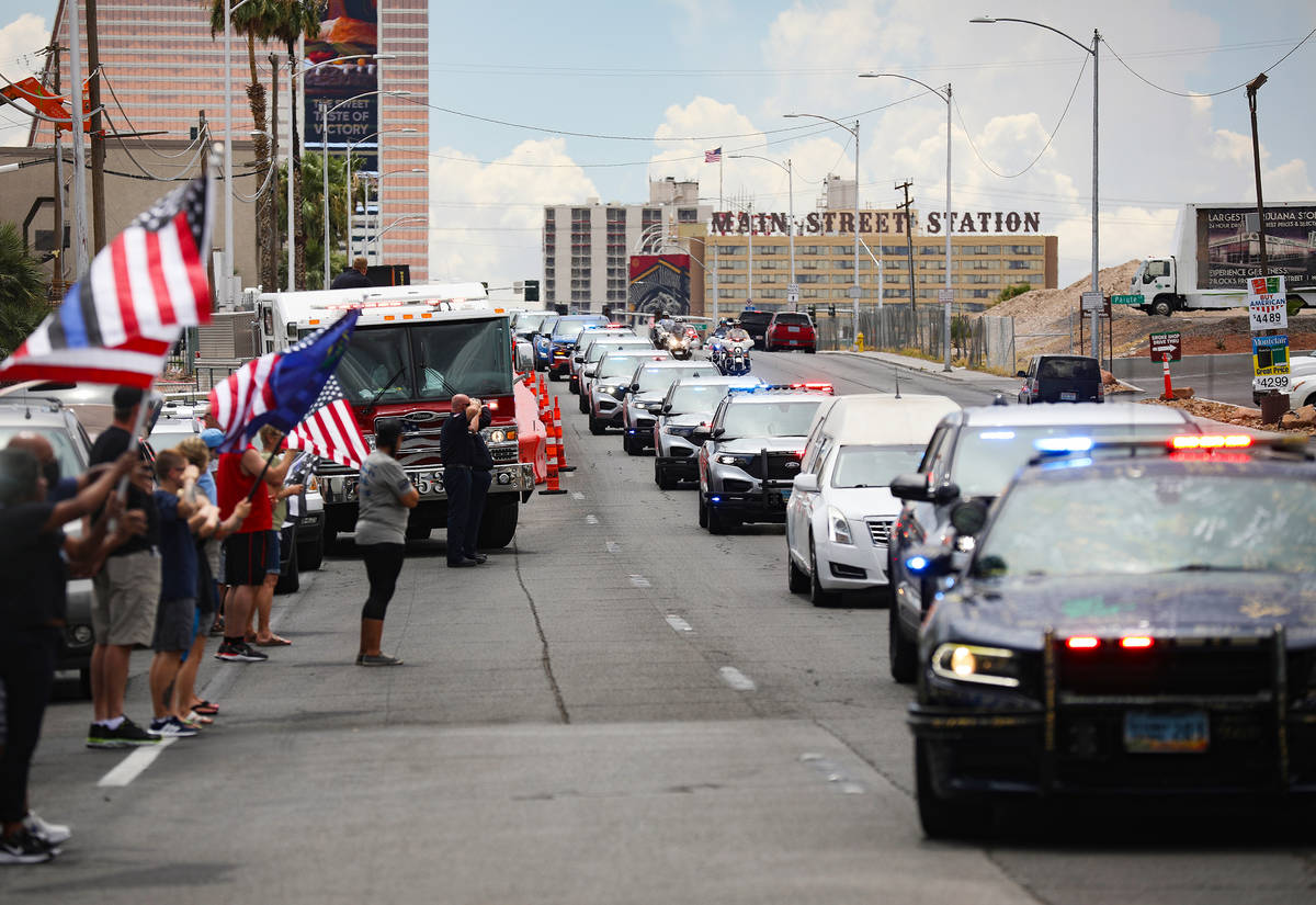 Traffic closures set for slain NHP trooper's funeral procession