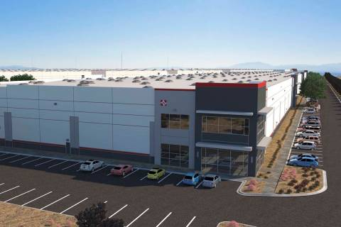 Developer CapRock Partners expects to break ground next year on CapRock Tropical Logistics Phas ...