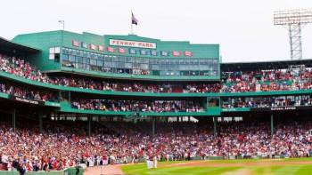 """Marketed by the MLB arsenic  """"America's astir   beloved ballpark,"""" Boston's Fenway Park is besides  ..."""