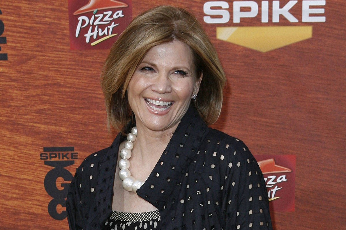 """Actress Markie Post arrives at the Spike TV """"Guys Choice"""" award show in Los Angeles, ..."""