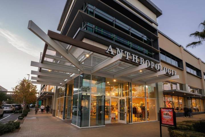 Anthropologie, Downtown Summerlin was named one of 20 Best of Summerlin winners for 2021 in the ...