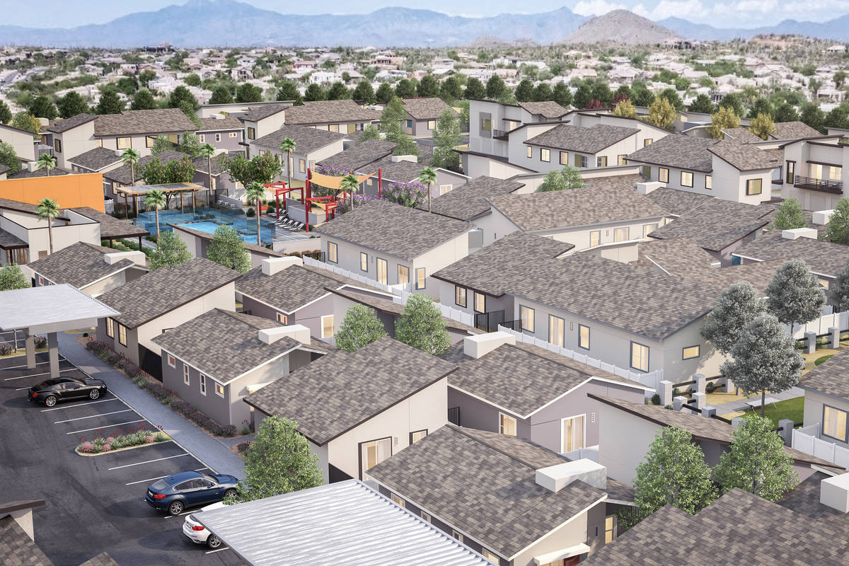 Arizona real estate firm Avenue North aims to start construction on a tract of single-family re ...