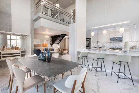 Juhl, a downtown Las Vegas high-rise, has received approval from Fannie Mae to offer financing ...