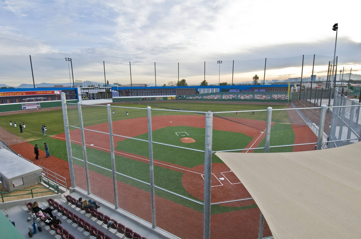 New owners of the Big League Dreams sports park in east Las Vegas say they plan to upgrade and ...