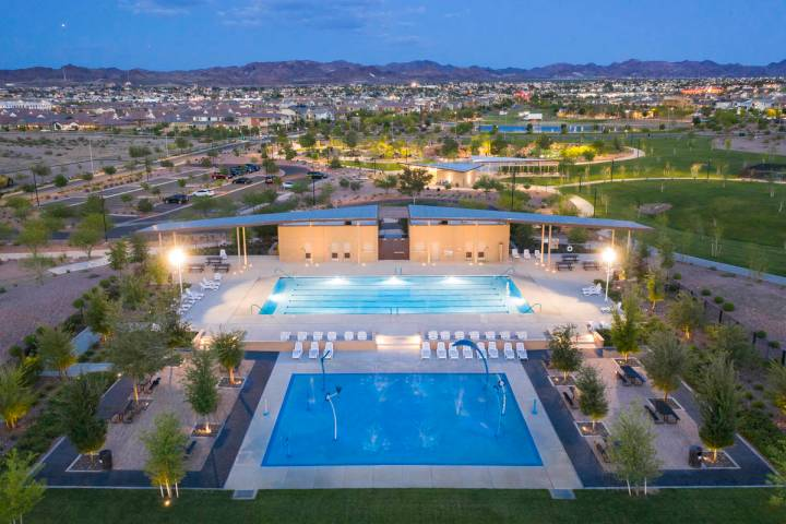 At the heart of Cadence is Central Park, a nearly 50-acre park featuring a pool, several splash ...