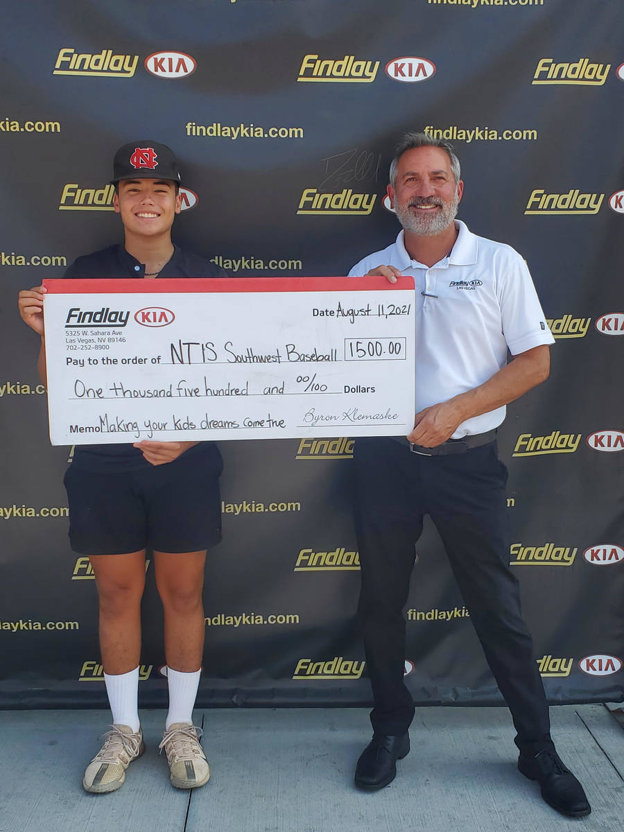 Findlay Kia is sponsoring Luke Herrera's participation in the NTIS Champions Cup, currently bei ...