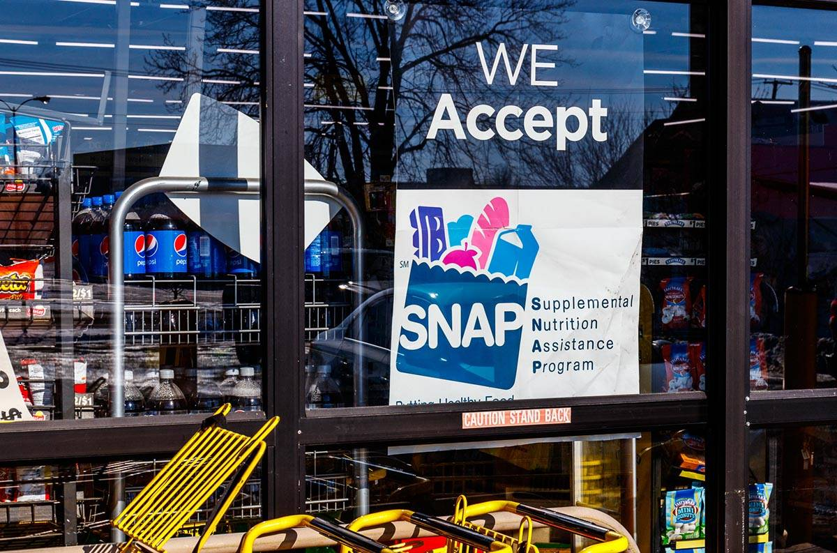 """Supplemental Nutrition Assistance Program: """"This federal food stamp program can help you purc ..."""