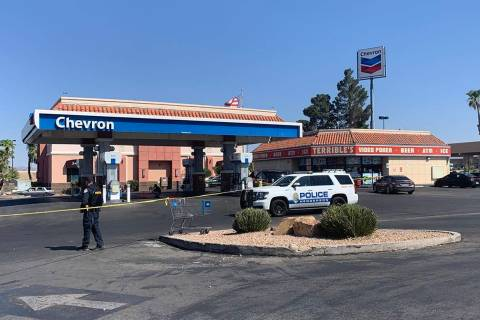 Police were called at Friday, Aug. 27, 2021, to a Terrible's gas station, 1101 W. Sunset Road, ...